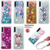 Luxury Patterned Glitter Dynamic Quicksand Liquid Silicone Case Lot Cover Bumper