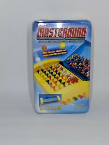 Hasbro Mastermind Travel Edition Sealed Tin