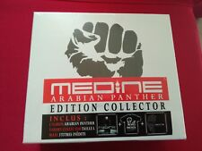 coffret cd medine arabian panther edition collector NEUF SOUS CELLO