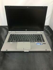 "Portatil HP EliteBook 8460p Intel i5-2520M 2.5GHz 4GB 320GB Webcam DVD-RW 14"""