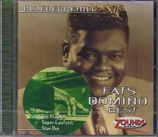DOMINO, Fat Blueberry Hill (Best of) Zounds CD NUOVO ov