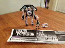Transformers DOTM Human Alliance Decepticon Icepick (2011).