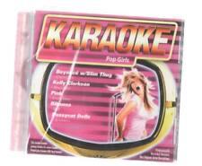 Karaoke Pop Girls by Karaoke CD 2006 BCI Beyonce Rhianna Kelly Clarkson Pink