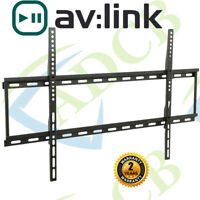 "AV:Link Fixed TV Wall Bracket - Standard TV/monitor VESA 800 x 500 37"" - 70"""