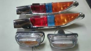 Peugeot 404 Tail light & corner light set X 4 units