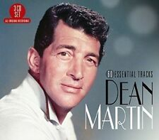 DEAN MARTIN - 60 ESSENTIAL TRACKS NEW CD