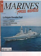 MARINES & Forces Navales N°120 MALTE 1942 / FREGATE CHEVALIER PAUL / BETELGEUSE