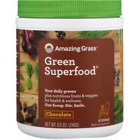 Organic Superfood Formula 240g | 30 Servings | Acai Maca Cacao Flaxseed