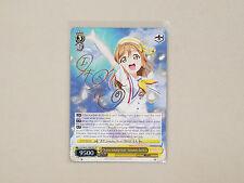 Weiss Schwarz LL Sunshine Aozora Jumping Heart Hanamaru Kunikida LSS/W45-E003SP