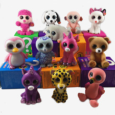 2018 Set of 12 TY Mini Boo Series 3 Hand Painted Collectible Vinyl Figurines