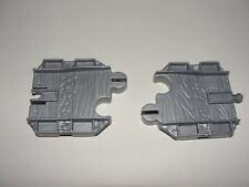 """Thomas Train Take Along Lot of 2 TRACK ADAPTERS CONNECTORS 2"""" Male & Female M F"""