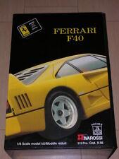 1/8 Pocher Rivarossi K56 Kit Ferrari F40 F 40 Yellow !!