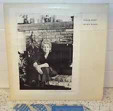 Carol Ann Liaros Relax and Meditate Signed LP Record Album 1973