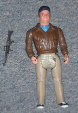 1983 The A-Team Murdock, Vintage Loose Action Figure Galoob W/Accessory
