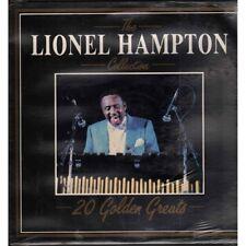 Lionel Hampton Lp The Lionel Hampton Collection 20 Golden Greats Sigillato