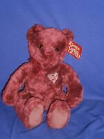 Vintage Amore Plush Teddy Bear by Gund 12 inch with Tags