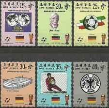 Timbres Sports Football Corée 2134/9 ** année 1990 lot 28189