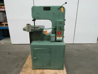 Grob Brothers FAB-18 Continuous Filing Vertical Band Saw Machine