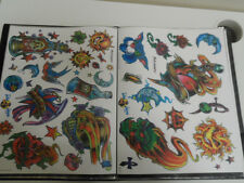 2 DRAWING ART BOOKS FROM VARIOUS ARTISTS TATTOOS 96970-1