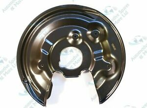 For Audi A3 Skoda Superb VW Passat Rear Right Brake Disc Dust Cover Plate Shield