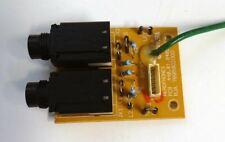 Roland EM-50 Headphone Jack Board