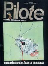 JOURNAL PILOTE N°708. 1973.