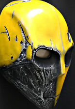 ARMY of TWO COSTUME PAINTBALL AIRSOFT BB RIOS PROP HELMET MASK R1 yellow MA50