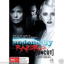 Underbelly 4 - RAZOR : NEW DVD