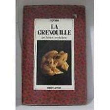 LA GRENOUILLE ART HISTOIRE SYMBOLISME   TOTEM
