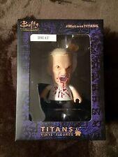 Titans Vinyl Figure Bloody Spike Horror Block Exclusive Buffy the Vampire Slayer