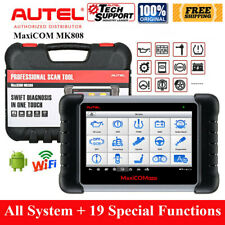 Autel MaxiSys MK808 OBD2 All System Diagnostic Scanner IMMO ABS SRS Oil Reset