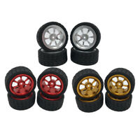 RC Metal Tires Wheel fits for WLTOYS 144001 1:14 A949 RC Car Replacement