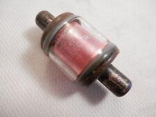 Vintage Western Electric GL-1L38 8047 Glass Vacuum Capacitor 50MMF 7.5KV 10AMP