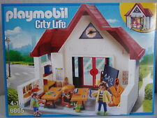 Playmobil City Life 6865 Schulhaus - Nip