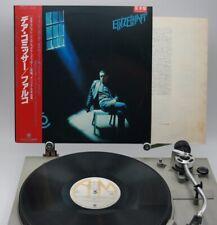 FALCO EINZELHAFT JAPAN VINYL LP OBI Promo white label