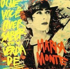 Marisa Monte, Monte - O Que Voce Quer Saber de Verdade [New CD]