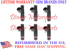 OEM Siemens Fuel Injector Set of 6 for 2000 CONCORDE LX LXi 2.7L