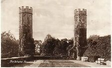 Postcard Sussex  The Watch Tower Battle Abbey unposted