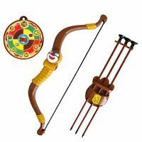Original BOONIE BEARS - Kids Bow and Arrow Archery Set w/ Target Sports Game Toy