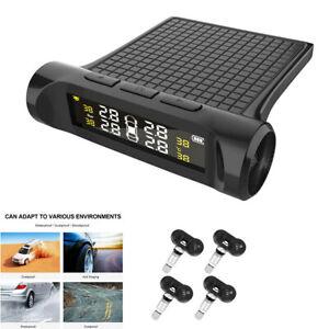 LCD Digital Display Car TPMS Tyre Pressure Monitoring System Build-in Sensor Kit
