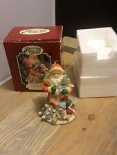 San Francisco Music Box Company Musical Ornament Gifts of Love 1997