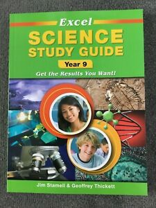 Excel Science Study Guide Yr 9 (Paperback, 2012)
