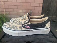 "Vans Vault Slip On ""Dragon"" Shoes Rare"