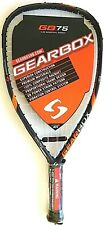 "GEARBOX GB-75  Racquetball Racquet - Quadra Form 3 5/8"" New 2019-2020 model"