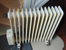Ancien radiateur à bain d'huile philips