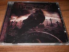 Nimphaion - Quoth the Raven CD gothic black metal