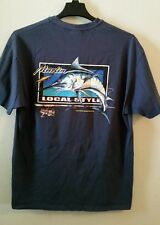 Fantastic MARLIN Fishing Graphics Adult XL T-Shirt. HeavyCotton 2003 Local Style