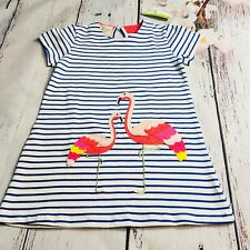 4T Jumping Meter Baby Girl Dresses Short Sleeve Children Clothes