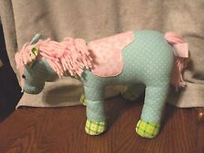 Rice Pastel Horse Plush
