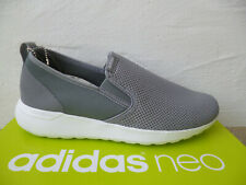 Adidas Slippers Trainers Sneakers Trainers Lite Racer Sbeaker Grey New